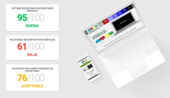 Google nos Informa el Rendimiento de nuestra Web y Cómo Mejorarlo