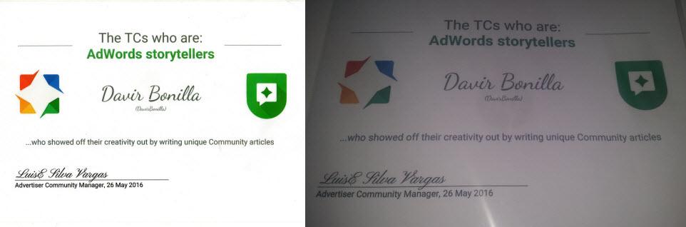certificado-google-colaborador-principal-davir-bonilla-2016