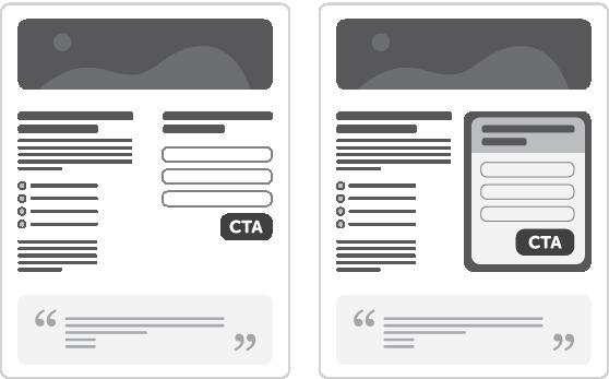 formulario de captura con marco