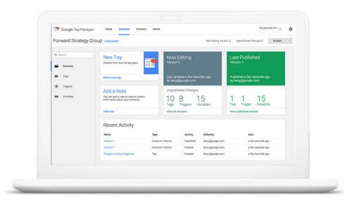 google tag manager beneficios