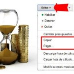 Copiar y Pegar para Ahorrar Tiempo en Google AdWords