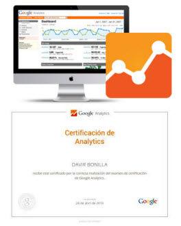 nuevo examen de google analytics en español