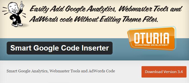 plugin wordpress para codigos de rastreo