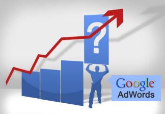 posicion anuncios y cpc adwords