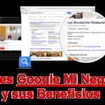 Qué es Google Mi Negocio y sus Beneficios para Negocios Locales