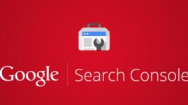 search console de google para cualquier sitio web