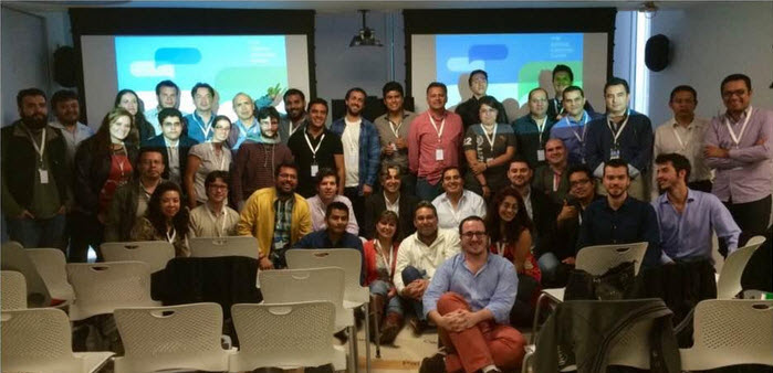 summit adwords grupo de participantes